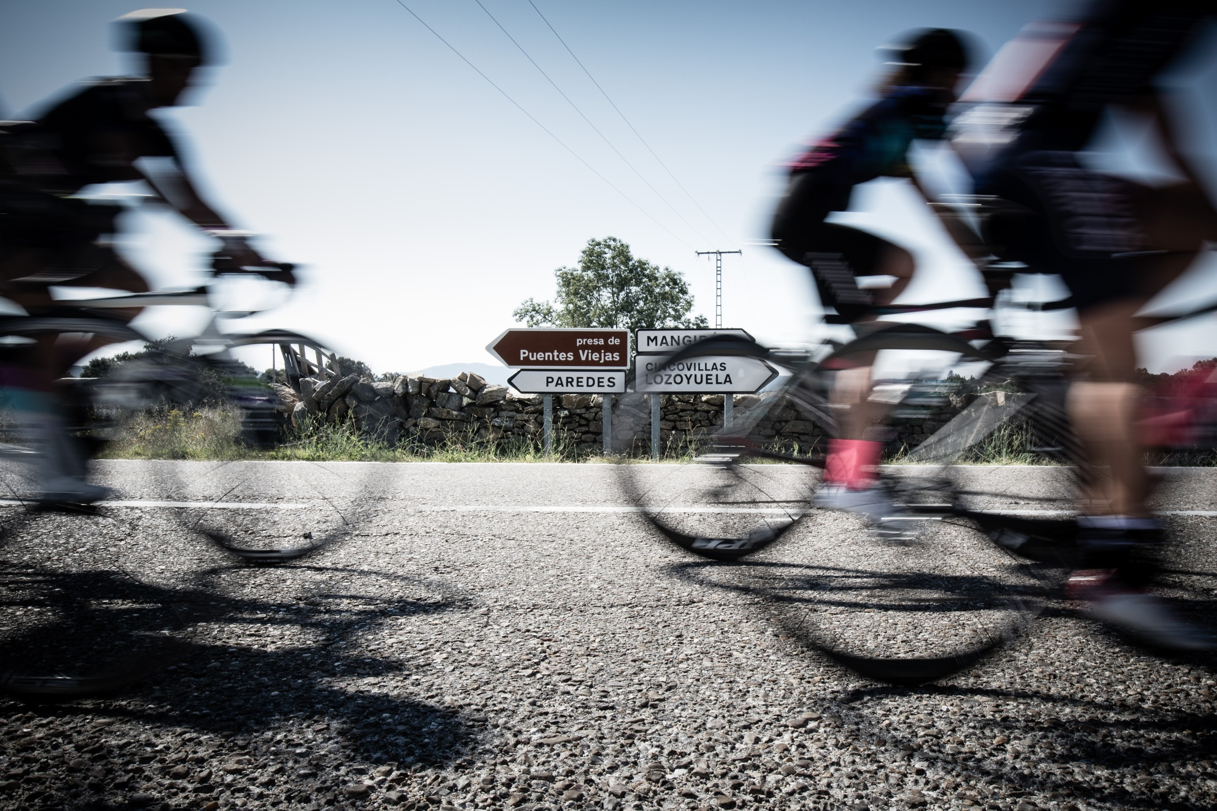 El decálogo del buen ciclista... de carretera
