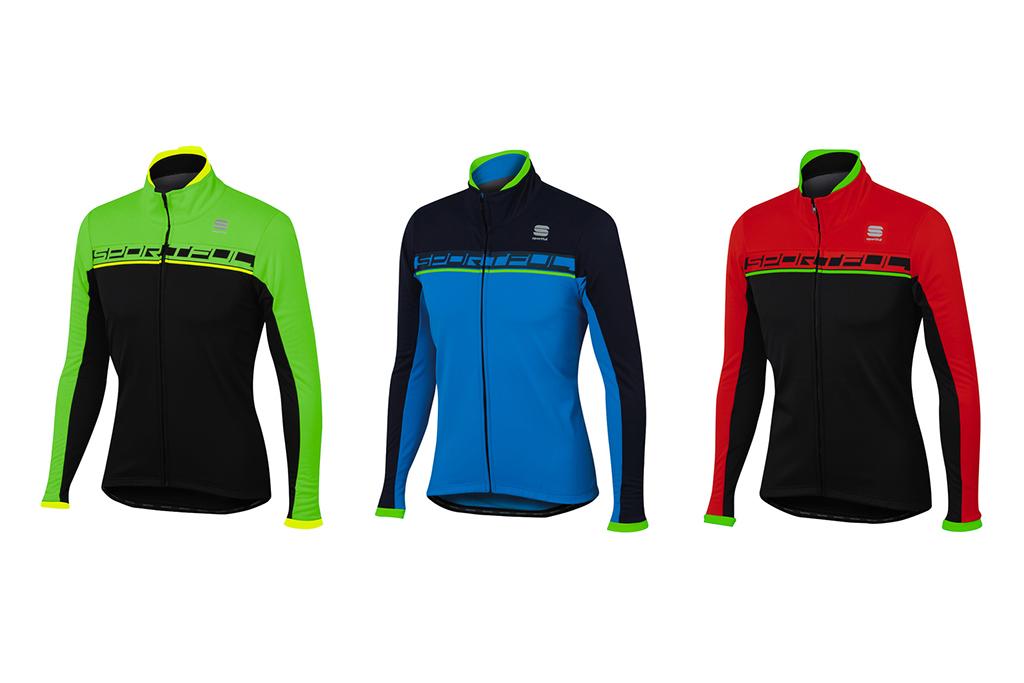 Nueva chaqueta Sportful Giro Shoftshell, y no dejes el ciclismo en invierno