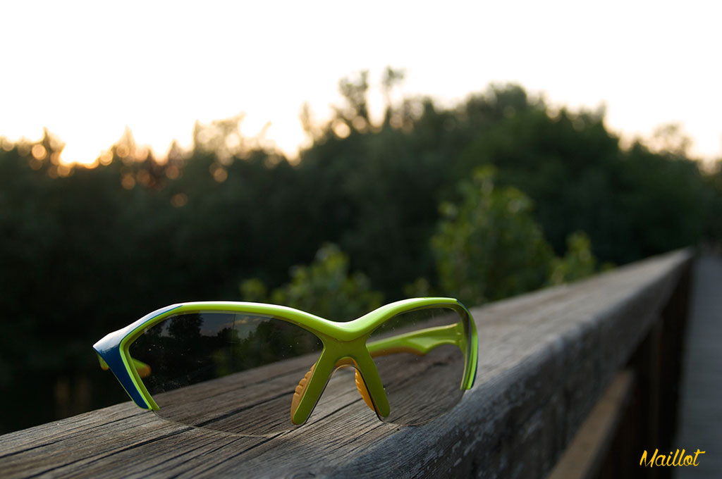 """Shimano S71R gafas enfocadas 100% al ciclismo de carretera y con un toque bastante """"racing"""""""