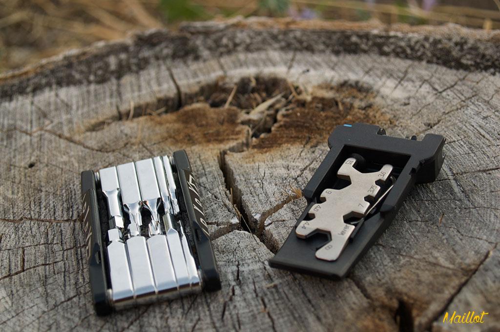 PRO Mini Tool 22 una multiherramienta ligera y compacta que incluye tronchacadenas