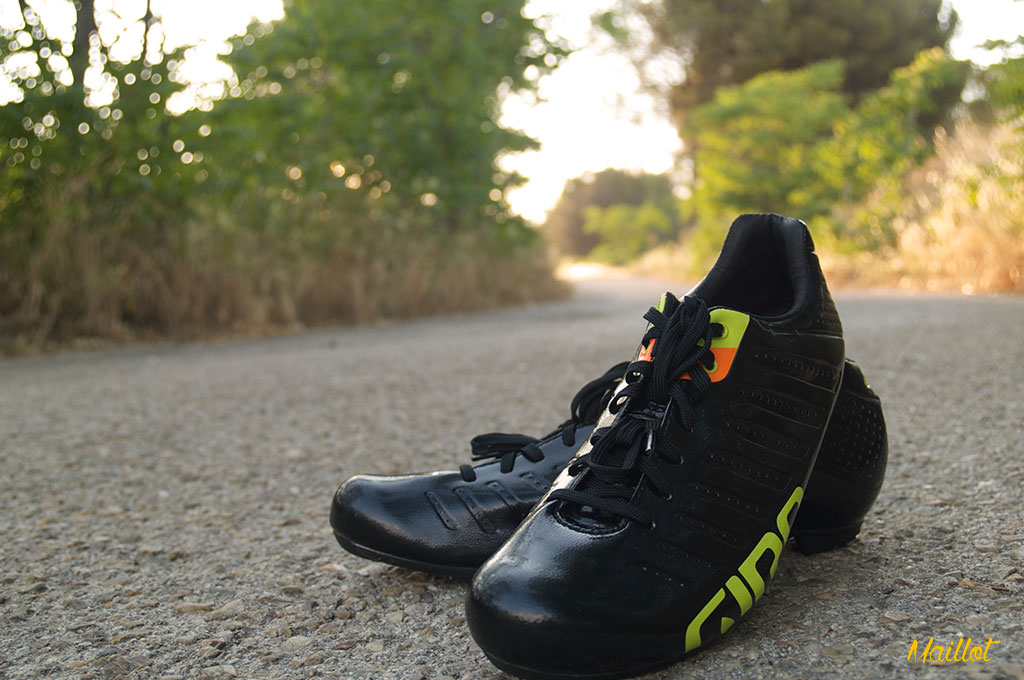 Giro Empire SLX: Rígidas, con buena ventilación y se adaptan como un guante a tu pie