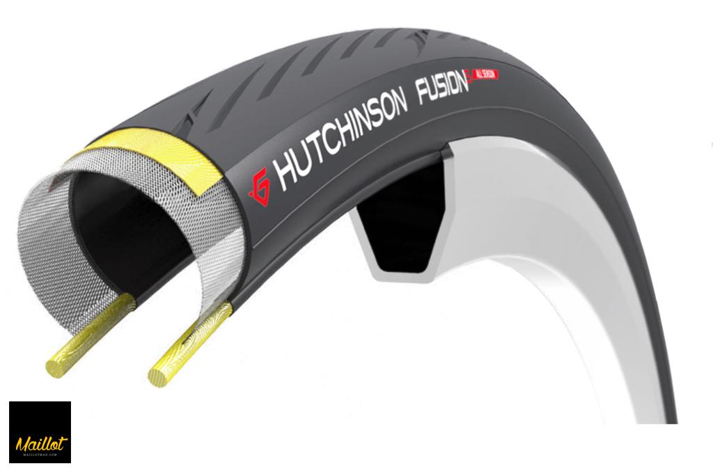Nuevo modelo de neumático Fusion 5 All Season de Hutchinson