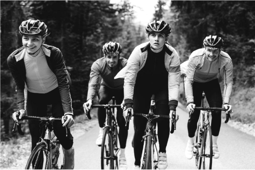 Propósito de Strava para el 2018: que montes en bici durante todo el año